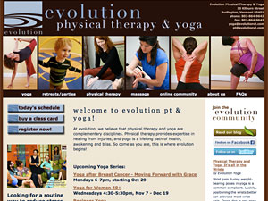 Evolution Physical Therapy and Yoga